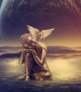 Peace Of Mind - Obrázkek zdarma pro 352x416