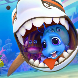Submarine Story - Obrázkek zdarma pro iPad mini