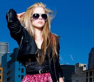 Avril Lavigne Fashion Girl - Obrázkek zdarma pro 1024x1024