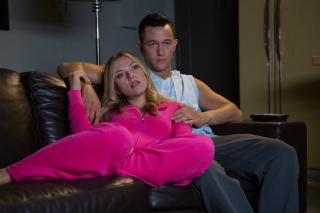 Free Don Jon with Scarlett Johansson and Joseph Gordon Levitt Picture for Android, iPhone and iPad