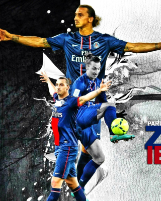 Zlatan Ibrahimovic - Obrázkek zdarma pro iPhone 4