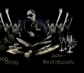 Snoop Dogg - Obrázkek zdarma pro iPad Air