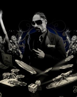 Snoop Dogg - Obrázkek zdarma pro 480x640