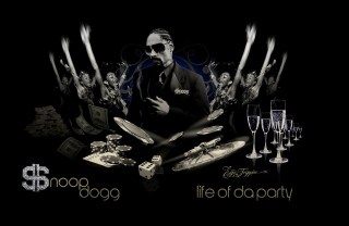 Snoop Dogg - Obrázkek zdarma pro Samsung Galaxy Note 3