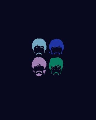 The Beatles - Obrázkek zdarma pro 132x176