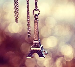 Eiffel Tower Pendant - Obrázkek zdarma pro iPad mini 2