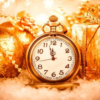 New Year Countdown Timer, Watch - Obrázkek zdarma pro 320x320