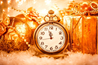 New Year Countdown Timer, Watch - Obrázkek zdarma pro Widescreen Desktop PC 1600x900