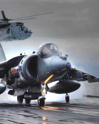 British Aerospace Harrier GR7 - Obrázkek zdarma pro Nokia Asha 305