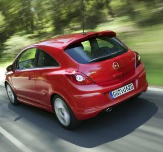 Opel Corsa GSi - Obrázkek zdarma pro 2048x2048