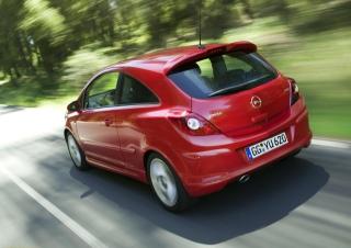Opel Corsa GSi Picture for Android, iPhone and iPad