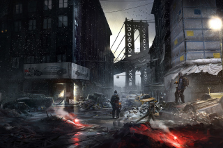 Tom Clancy's The Division - Fondos de pantalla gratis Stub device