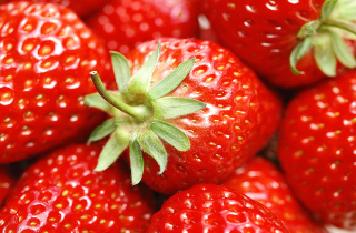 Strawberries - Obrázkek zdarma pro 176x144