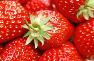 Strawberries - Obrázkek zdarma pro Samsung Galaxy A3