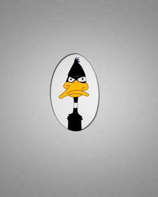 Daffy Duck - Obrázkek zdarma pro Nokia Asha 306