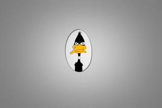 Daffy Duck - Obrázkek zdarma pro Nokia X2-01