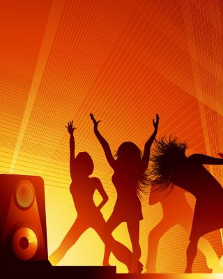 Disco Party - Obrázkek zdarma pro 240x400