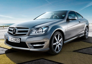 Mercedes E-Class Background for Android, iPhone and iPad
