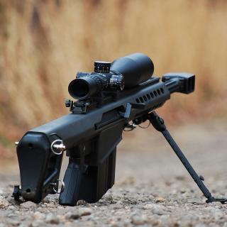 Sniper Rifle - Obrázkek zdarma pro iPad mini