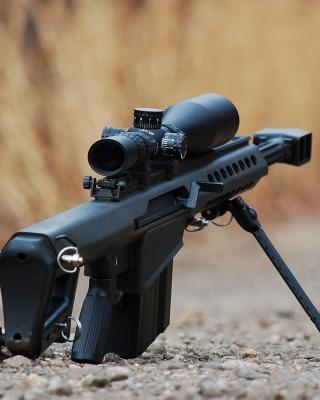 Sniper Rifle - Obrázkek zdarma pro Nokia Asha 502