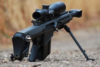 Sniper Rifle - Obrázkek zdarma pro Nokia Asha 210