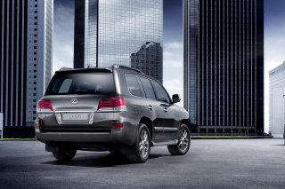 Lexus LX 570 Background for Android, iPhone and iPad