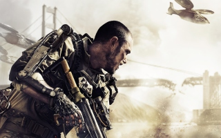 Call Of Duty Advanced Warfare Wallpaper for Android, iPhone and iPad