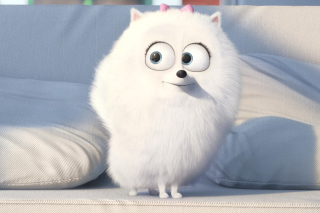 The Secret Life of Pets, Snowball - Obrázkek zdarma pro LG P500 Optimus One