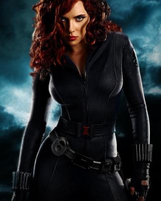 Black Widow - Obrázkek zdarma pro 1080x1920