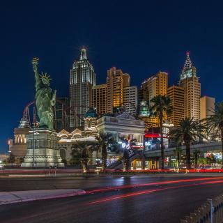 Las Vegas Luxury Hotel - Obrázkek zdarma pro iPad Air