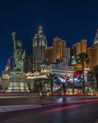 Las Vegas Luxury Hotel - Obrázkek zdarma pro 352x416