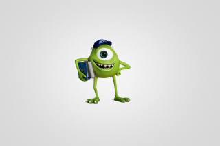 Monsters University, Mike Wazowski - Obrázkek zdarma pro Widescreen Desktop PC 1280x800