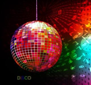 Disco Ball - Obrázkek zdarma pro 1024x1024