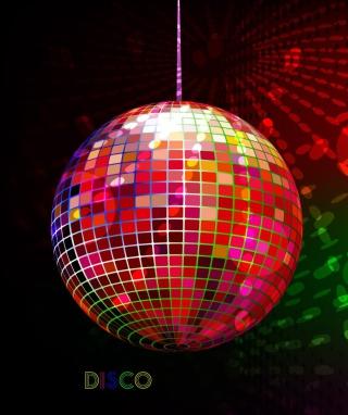 Disco Ball - Obrázkek zdarma pro 640x1136