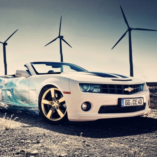 Chevrolet Camaro 2012 - Obrázkek zdarma pro 2048x2048