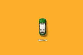 Mexico City Cab - Obrázkek zdarma pro 640x480