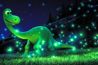 The Good Dinosaur HD Wallpaper for Sony Ericsson XPERIA X8