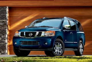 Nissan Armada Wallpaper for Android, iPhone and iPad