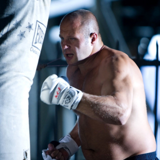 Fedor The Last Emperor Emelianenko MMA Star - Obrázkek zdarma pro 320x320