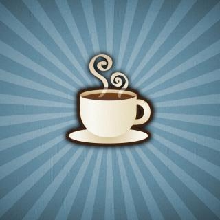 Cup Of Coffee - Obrázkek zdarma pro iPad 2