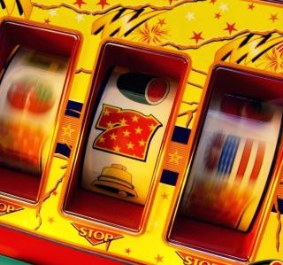 Slot Machine - Obrázkek zdarma pro iPad