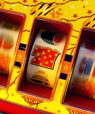 Slot Machine - Obrázkek zdarma pro Nokia Asha 300
