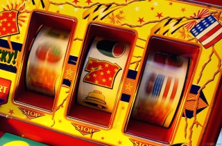 Slot Machine Picture for Android, iPhone and iPad