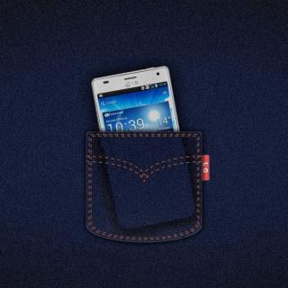 LG G4 Smartphone - Obrázkek zdarma pro iPad Air