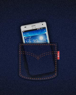 LG G4 Smartphone - Obrázkek zdarma pro Nokia X3-02
