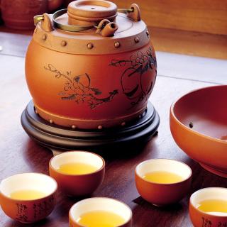 Japanese Tea - Obrázkek zdarma pro 320x320