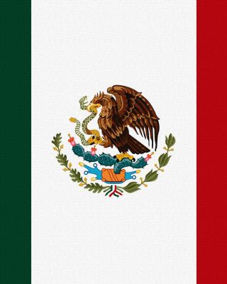 Flag Of Mexico - Obrázkek zdarma pro Nokia Lumia 822