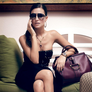 Fashion Girl - Obrázkek zdarma pro 1024x1024