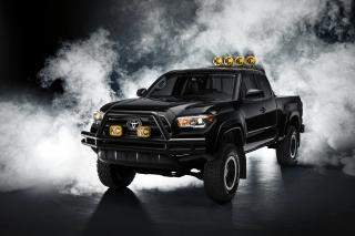 Toyota Tacoma Black - Obrázkek zdarma pro 2880x1920
