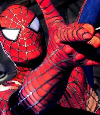 Spiderman - Obrázkek zdarma pro Nokia C2-03